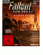 Fallout New Vegas Ultimate Edition STEAM DOWNLOAD KEY DIGITAL codice [IT] [UE] PC