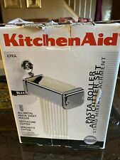 Kitchen Aid Pasta Roller And Cutter Set