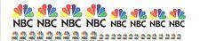 NBC  News  Satellite TV  Transmission Truck    HO  Decal Set