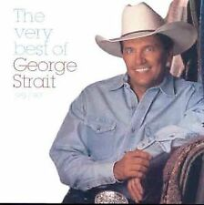 George Strait - The Very Best Of George Strait, 1981-87 [CD]