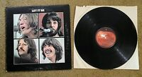 The Beatles - Let It Be LP - VG+