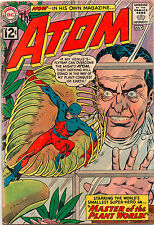 Atom #1 - Awesome Venus Fly Trap Cover - 1962 (Grade 2.0)
