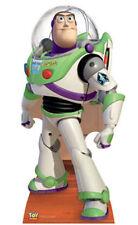 BUZZ LIGHTYEAR LIFESIZE CARDBOARD CUTOUT STANDUP Standee Toy Story Disney Pixar