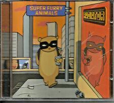 SUPER FURRY ANIMALS - RADIATOR  CD  (CREATION RECORDS, 1997)