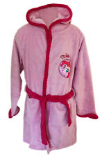 My Little Pony Pink Dressing Gown Soft Fleece Bathrobe Hooded Robe for Girls