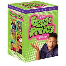 Fresh Prince of Bel Air Complete Series - Seasons 1 2 3 4 5 6 [DVD Box Set, TV]