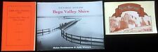 Bega Valley Shire History Eden Twofold Bay Tilba Whaling Far South Coast 3 Books