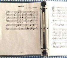Musicals Sheet Music Advanced Contemporary Sheet Music