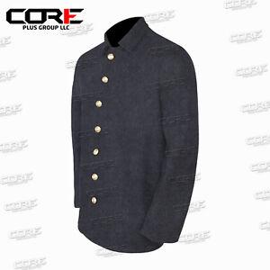 US Civil War Confederate 7 CSA Buttons Sack Coat - All Sizes & Colors.