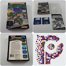 Teenage Mutant Ninja Turtles Ultra un gioco per Amiga Testato & Lavoro