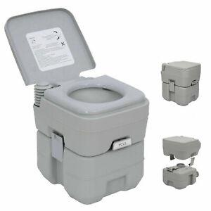 20L Camping Toilet Portable Travel WC Caravan loo Campervan