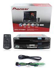 Pioneer AVH-X7700BT DVD/RDS/AV Receiver Radio w/Bluetooth Pandora USB App