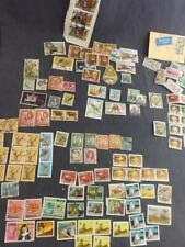 Appx 110 African Stamps KIloware 50 Rhodesia 16 Zimbabwe 18 Zambia 12 Kenya SM21