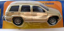 2000 Jeep Grand Cherokee Limited SUV 1:64 Scale Maisto Die Cast, New on Cut Card