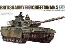 35068 Tamiya British Chieftain Mk5 Tank Military Plastic Model Making Kit 1 35