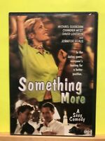 Pre-owned ~ Something More (DVD, 2001) A Sexy Comedy