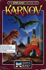 Karnov PC CD find Babylon treasures side scrolling arcade monster shooter game!