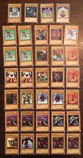 YU-GI-OH CARDS! lot of 34 Normal Monsters Sonic Duck Gokibore Kamakiri Bio-Mage