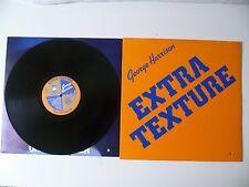 "GEORGE HARRISON ""EXTRA TEXTURE"" EMI APPLE RECORDS ITALY 1975"