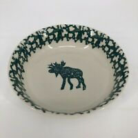 Folk Craft Moose Country by Tienshan Soup Cereal Bowl