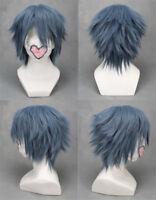 For Cosplay Anime Final Fantasy Versus 13 Noctis Lucis Caelum Short Wig +Wig CAP