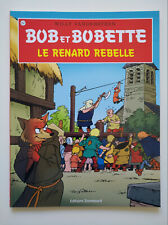 RE 2008 (état neuf) - Bob et Bobette 257 (le renard rebelle) - Vandersteen