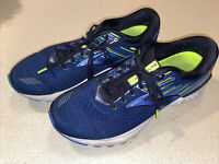 Brooks Adrenaline GTS 19 Running Shoes Men's Size 11 Blue Great Condition