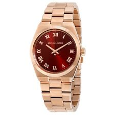 MK6090 NEW Genuine Michael Kors Channing Rose S/Steel Bracelet Watch £229