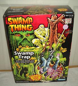 #11171 NRFB Vintage Kenner Swamp Thing - Swamp Trap Playset (No Figures)