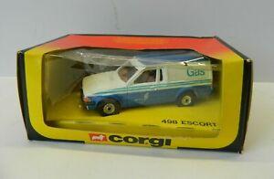1983 Corgi British Gas Van in Box