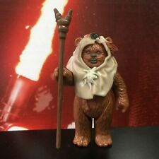 Last 17 Repro Star Wars Replacement Paploo Ewok Staff for Vintage Figures