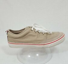GAP Men's Beige Canvas Sneaker Size 10