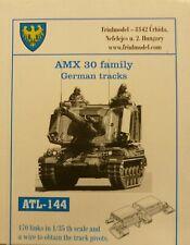 Friulmodel 1/35 German AMX 30 Family Metal Track Link Set ATL-144