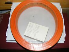 Air Filter element Ford Escort 1600 MkIII Carb Hatchback,Estate and Convertible