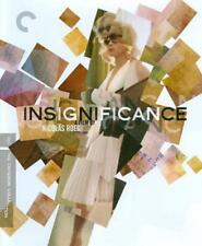 INSIGNIFICANCE NEW BLU-RAY
