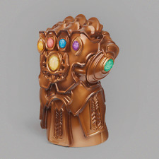 THANOS INFINITY GAUNTLET MOOD LAMP WITH GLOWING STONES!