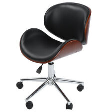 Office Chair Ergonomic Artificial Leather Computer Desk Chair Modern Rotating