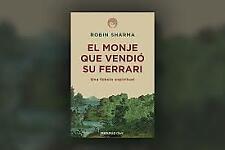 El Monje que vendio su ferrari  Robin Sharma libro
