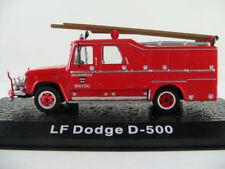 "DeAGOSTINI #24 LF Dodge D-500 (1961) ""Brandweer Watou (NL)"" in rot 1:72 NEU"