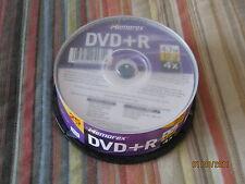 MEMOREX DVD+R 25 PACK 4.7 GB 120 MINUTE VIDEO 4X
