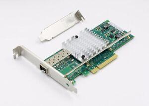 INTEL X520-DA1 E10G41BTDA 10G bps 82599 SFP+ Ethernet Converged Network Adapter