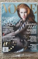 December 2014 Vogue Magazine Amy Adams, Excellent Condition Sealed
