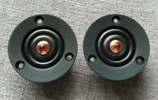 pair 2pcs davidlouis audio XT25 ( vifa made) hifi Tweeters 8Ohm 40W 91db speaker