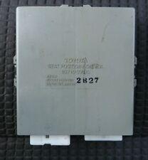 02-06 ES300 ES330 Front Left Driver Side Power Seat Position Control Module
