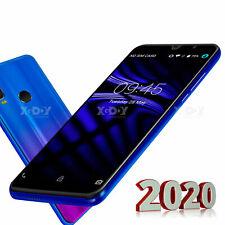 "6,0"" Teléfono Móvil Android 8.1 Smartphone Libre Dual SIM 4Core Phablet GPS WIFI"