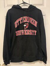 Jansport Otterbein University Hoodie Black Large