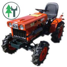 Traktor Schlepper Allrad Kubota B7001 Bulldog neu lackiert und komplett überholt