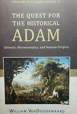 "*New* William VanDoodewaard ""The Quest for the Historical Adam"" - paperback"