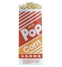1000 Popcorn Bags Small Serving 10 Oz 1000 Ct 35 X 225 X 8 Gold Medal
