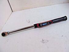 "Craftsman 1/2"" Dr. Digi-Click Digital Torque Wrench 25-250 ft. lbs. 9-13919 S"